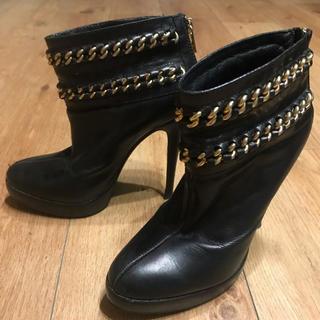 トリーバーチ(Tory Burch)のTORYBURCH トリーバーチ  ブーティー ショートブーツ 靴(ブーティ)