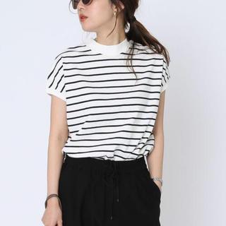 コーエン(coen)のUSAコットンハイネックTシャツ(シャツ/ブラウス(半袖/袖なし))