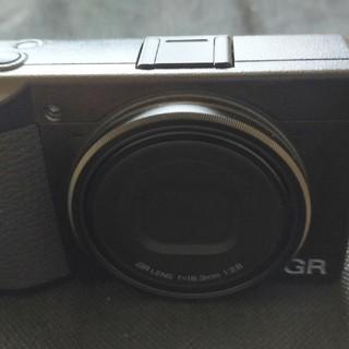 リコー(RICOH)のRICOH GRⅢ 新品同様(コンパクトデジタルカメラ)
