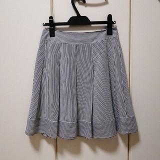 ロディスポット(LODISPOTTO)のロディスポット ストライプスカート(ひざ丈スカート)