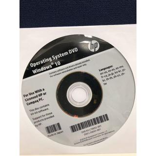 ヒューレットパッカード(HP)のHP リカバリーディスク(PCパーツ)