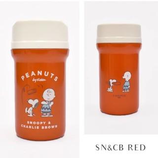 SNOOPY - スヌーピー カフェマグB ステンレスボトル 保冷保温 水筒 チャーリーブラウン