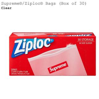 シュプリーム(Supreme)の送料込 supreme ziploc ジップロック シュプリーム(収納/キッチン雑貨)