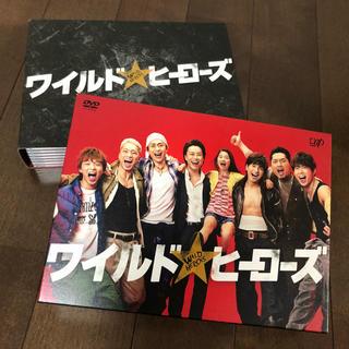エグザイル トライブ(EXILE TRIBE)のワイルド・ヒーローズ DVD-BOX DVD(TVドラマ)