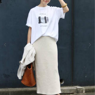 IENA - フォトTシャツ