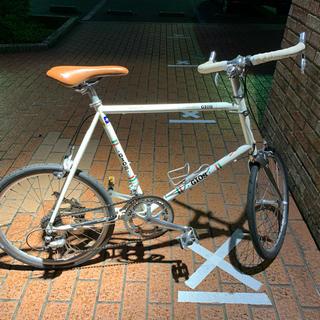 ジオス(GIOS)のGIOS Antico カスタム ジオス アンティーコ ミニベロ 小径車 (自転車本体)