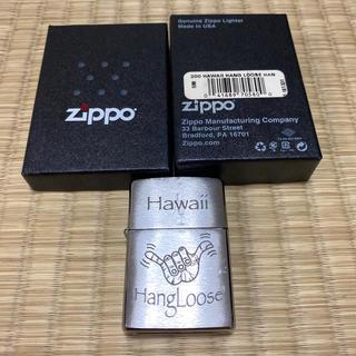ジッポー(ZIPPO)のZippo (Hawaii)(タバコグッズ)