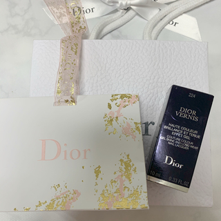 Dior - 新品未使用♡Dior vernis 224♡