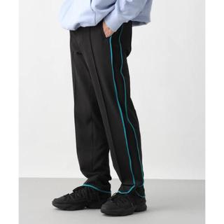 ハレ(HARE)の美品 HARE ダブルラインジャージパンツ スラックス ワイドパンツ(スラックス)