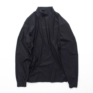 SUNSEA - stein OVERSIZED HIGH NECK LS  20ss