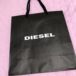 ディーゼル(DIESEL)のDIESEL ショッパー 紙袋(ショップ袋)