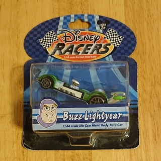 トイ・ストーリー - Disney RACERS バズ ライトイヤー ミニカー