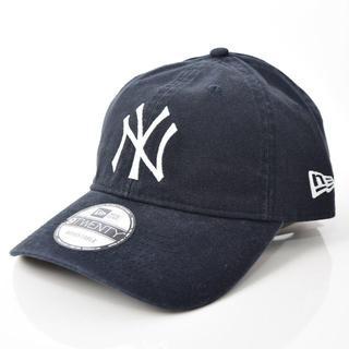 NEW ERA - 新品 ニューエラ キャップ ブラック ネイビー ヤンキース