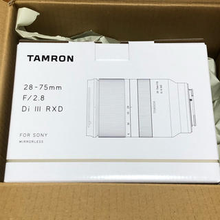 タムロン(TAMRON)のタムロン A036(レンズ(ズーム))