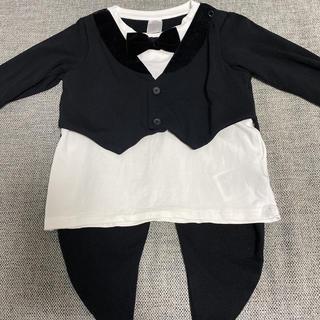エイチアンドエム(H&M)の80cm フォーマル タキシード ベビー(セレモニードレス/スーツ)