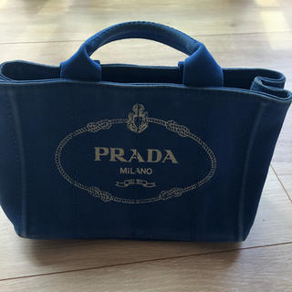 PRADA - プラダ カナパ カナパトート S