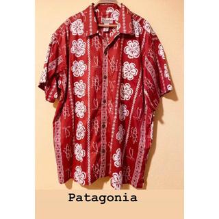 パタゴニア(patagonia)のパタゴニア アロハシャツ(シャツ)