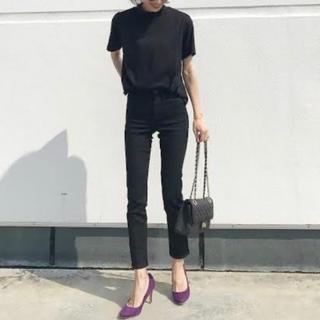 JILLSTUART - JILLSTUART黒Tシャツ