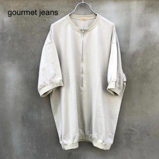 サンシー(SUNSEA)のgourmet jeans グルメジーンズ 20ss プルオーバー ポロシャツ(ポロシャツ)