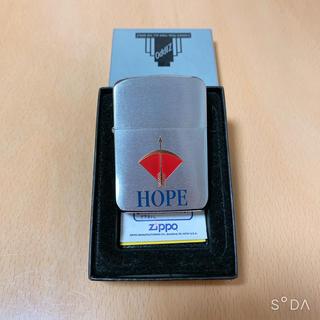 ジッポー(ZIPPO)の*新品未使用*レア* ZIPPO HOPE(タバコグッズ)