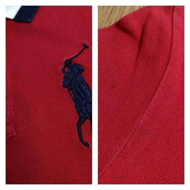 POLO RALPH LAUREN(ポロラルフローレン)の〈130〉ラルフローレン ポロシャツ キッズ/ベビー/マタニティのキッズ服男の子用(90cm~)(Tシャツ/カットソー)の商品写真