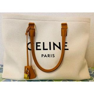 celine - CELINE セリーヌ キャンバストートバッグ