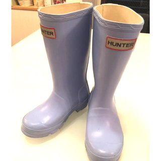 ハンター(HUNTER)の人気‼️ HUNTER ハンター 長靴 レインブーツ キッズ(長靴/レインシューズ)