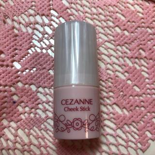 セザンヌケショウヒン(CEZANNE(セザンヌ化粧品))のセザンヌ チークスティック 03ローズ(チーク)
