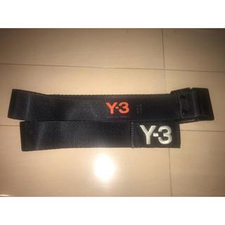 Y-3 - Y-3 ワイスリー ベルト 阪急メンズ東京 購入
