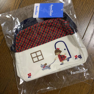 familiar - ✨新品・未使用✨ファミリア familiar  ポシェット♡