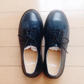 ハコ(haco!)のlogi:z / マニッシュシューズ(ローファー/革靴)