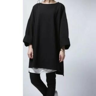 アンティカ(antiqua)のアンティカ ドルマンビッグTシャツ 大きいサイズ(Tシャツ(半袖/袖なし))