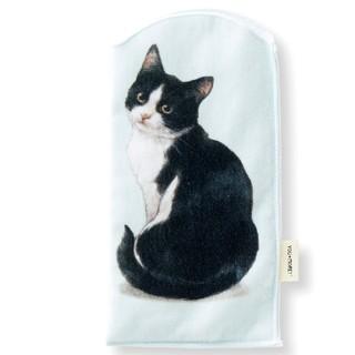 FELISSIMO - フェリシモ 猫のペットボトルタオル ハチワレ