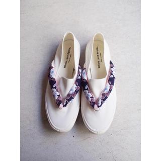 "Hender Scheme - 【Whole Love Kyoto】HANAO-Shoes""牡丹"""