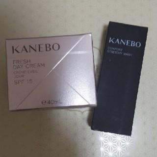 Kanebo - KANEBO🌸フレッシュデイクリーム 新品未開封 現品 糸引き洗顔