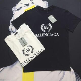 Balenciaga - Balenciaga半袖Tシャツ黒白バレンシアガ