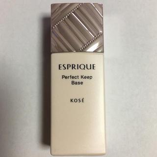 ESPRIQUE - 新品未使用 エスプリーク パーフェクトキープベース  化粧下地