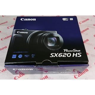 キヤノン(Canon)の[新品未使用]デジタルカメラSX620(コンパクトデジタルカメラ)