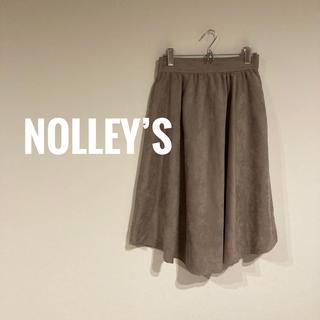 ノーリーズ(NOLLEY'S)のノーリーズ NOLLY'S 膝丈スカート スカート パンツ(ひざ丈スカート)