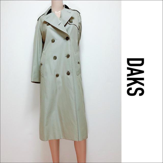 DAKS(ダックス)のDAKS トレンチコート♡BURBERRY  Deuxieme Classe レディースのジャケット/アウター(トレンチコート)の商品写真