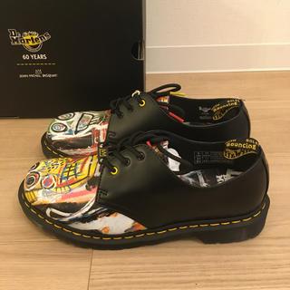 ドクターマーチン(Dr.Martens)の【即発可】28㎝ Dr.Martens Basquiat バスキアコラボ UK9(ブーツ)