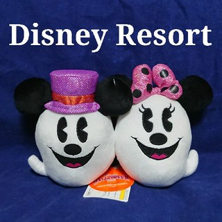 Disney - ディズニーリゾート 2012 ミッキー ミニー  ぬいぐるみ タグつき 未使用