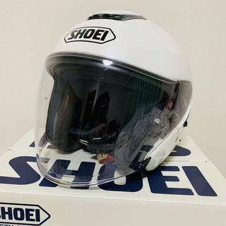 ショウエイシャ(翔泳社)のSHOEI J-Cruise ルミナスホワイト XL(ヘルメット/シールド)