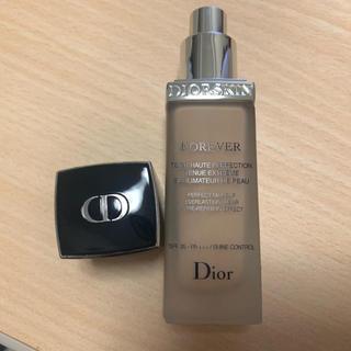 Dior - Dior ディオールスキンフォーエヴァーフルイド