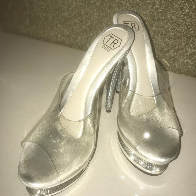 JEWELS(ジュエルズ)のTR キャバ ヒール レディースの靴/シューズ(ハイヒール/パンプス)の商品写真