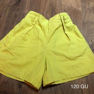 GU - GU キュロットスカート