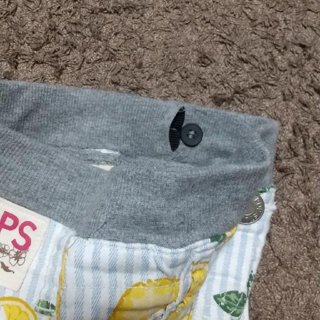 MPS(エムピーエス)のMPSショートパンツ 100 キッズ/ベビー/マタニティのキッズ服女の子用(90cm~)(パンツ/スパッツ)の商品写真