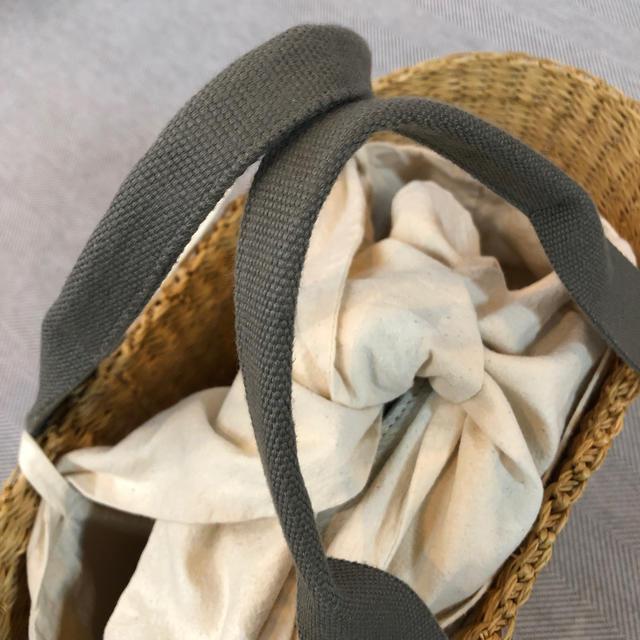 IENA(イエナ)のmuun かごバック レディースのバッグ(かごバッグ/ストローバッグ)の商品写真