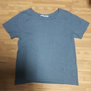 イーハイフンワールドギャラリー(E hyphen world gallery)のE hyphen world gallery PEACE Tシャツ (グレー)(Tシャツ(半袖/袖なし))