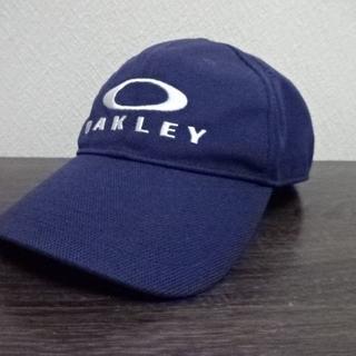 オークリー(Oakley)の◆OAKLEY オークリー 帽子 キャプ フリーサイズ ゴルフ(その他)